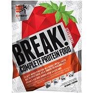 Extrifit Break! Protein Food 90 g strawberry - Smoothie