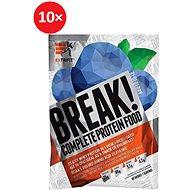 Extrifit Break! Protein Food 10 x 90 g blueberry - Smoothie