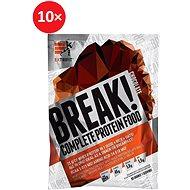 Extrifit Break! Protein Food 10 x 90 g chocolate - Smoothie