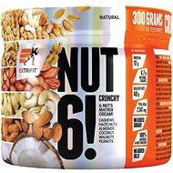 Extrifit Nut 6! 300g natural - Doplněk stravy