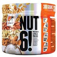 Extrifit Nut 6! 300g coconut dessert - Doplněk stravy