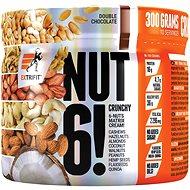 Extrifit Nut 6! 300g double chocolate - Doplněk stravy