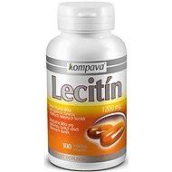 Kompava Lecitín - Doplněk stravy
