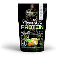 VitalFactory Bio Mandlový protein 500 g - Protein