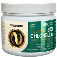 Nupreme Organic Chlorella 1500tbl. - Superfood