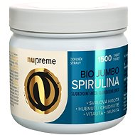 Nupreme Organic Spirulina 1500tbl. - Superfood