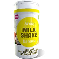 Fit-day Milkshake banana 600g - Protein