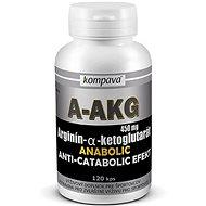 Kompava A-AKG Arginín, 450 mg, 120 kapsúl