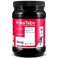 Kompava KreaTabs Creapure® Gluco, 540 g, 180 dávok - Kreatin