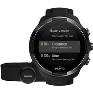 Suunto 9 G1 Baro Black + HR Belt - Sporttester
