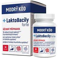 Modrý kód LaktoBacily forte