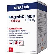Modrý kód Vitamin C URGENT 1200 mg - Vitamín C