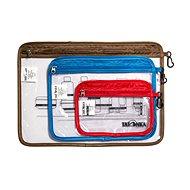 Kosmetická taštička Tatonka Zip Flight Bag Set Transparent Uni - Kosmetická taštička
