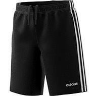 Adidas 3stripes woven BLACK 140 - Kraťasy