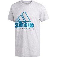 Adidas Graphic Tee Wanted Logo - Tričko