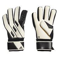 Adidas Tiro League Goalkeeper, bílá/černá, vel. 9,5 - Brankářské rukavice