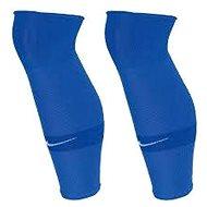 Nike Strike Leg Sleeve, modrá/bílá - Štulpny