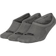 Nike Sportswear Footie, šedá/černá