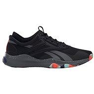 Reebok HIIT TR, Black/Orange, size EU 43/280mm - Running Shoes