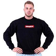 Nebbia Red Label, black - Sweatshirt