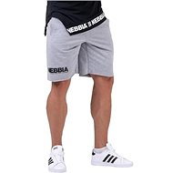 Nebbia Legday Hero, gray - Shorts