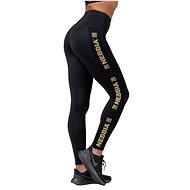 Nebbia Gold Classic, Black - Leggings