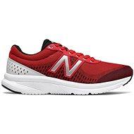 New Balance M411LR2 červená/bílá - Běžecké boty