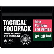 Tactical Foodpack Rýžová kaše s malinami - Jídlo