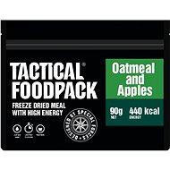 Tactical Foodpack Ovesná kaše s jablky - Jídlo
