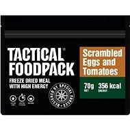 Tactical Foodpack Míchaná vajíčka s rajčaty - Jídlo