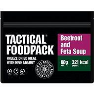 Tactical Foodpack Feta polévka s červenou řepou - Jídlo