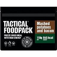 Tactical Foodpack Šťouchané brambory se slaninou - Jídlo