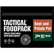 Tactical Foodpack Hovězí maso s brambory - Jídlo