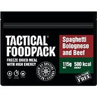 Tactical Foodpack Boloňské špagety s hovězím - Jídlo