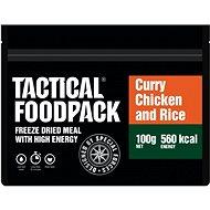 Tactical Foodpack Kuře na kari s rýží - Jídlo