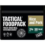 Tactical Foodpack Rýže s vepřovým masem - Jídlo