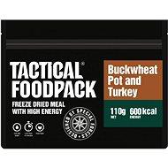 Tactical Foodpack Krůtí maso s pohankou - Jídlo