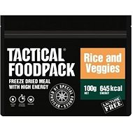 Tactical Foodpack Zelenina s rýží - Jídlo