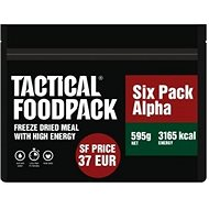 Tactical Foodpack Set 6x MRE Tactical Six Pack Alpha - Jídlo