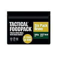 Tactical Foodpack Set 6x MRE Tactical Six Pack Bravo - Jídlo