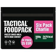 Tactical Foodpack Set 6x MRE Tactical Six Pack Charlie - Jídlo