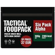 Tactical Foodpack Týdenní set, Tactical Pack Alpha - Jídlo