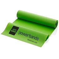 LETS BANDS FLEX zelený - Posilovací guma