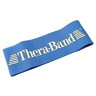 THERA-BAND Loop 7,6 x 30,5 cm, modrá, extra silná - Posilovací guma