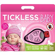 Tickless Baby Pink - Repellent