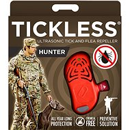 Tickless Hunter orange