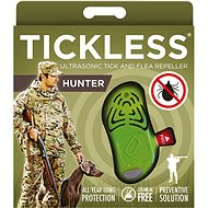 Tickless Hunter green