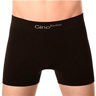 Gino 54004 - černé, černá M - Boxerky