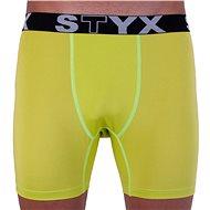 Styx W964 - zelené, zelená - Boxerky
