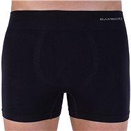 Gino 54005 - černé, černá - Boxerky